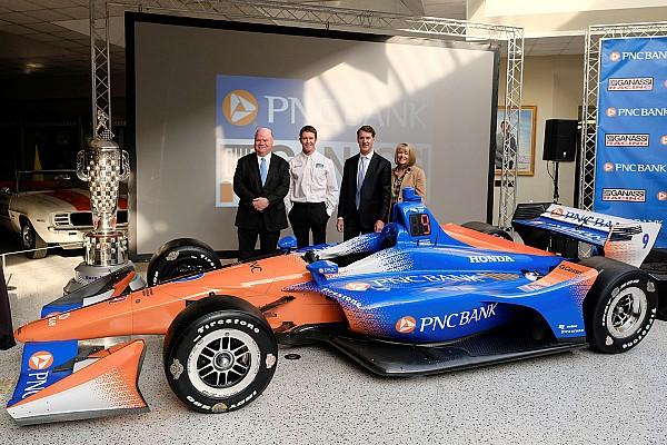 Megvan az új, teljes szezonos főszponzor Scott Dixon autójára