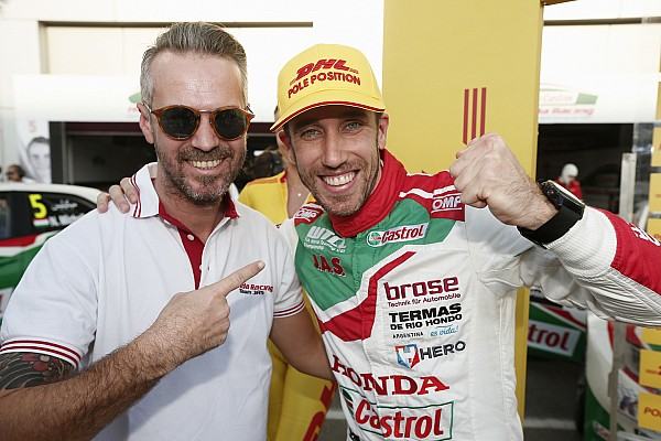 Monteiro e Guerrieri le stelle Honda per Boutsen Ginion e Münnich Motorsport