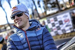 WRC News Sebastien Loeb lobt Nachfolger Ogier: