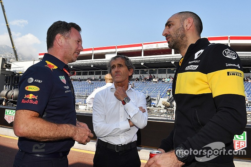 Decisão da Red Bull tem de vir antes da Áustria, diz Renault