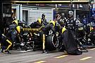 Formule 1 GP de Monaco - Les arrêts au stand
