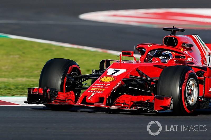 Analyse Formel-1-Test Barcelona: Hat Ferrari Rückstand?