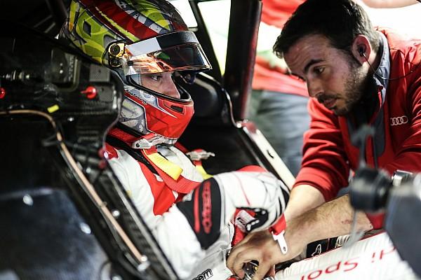 """DTM Frijns rijdt eerste ronden met RS5: """"Ik ben blij"""""""
