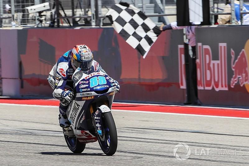 KTM договорилась о контракте с лидером сезона Moto3