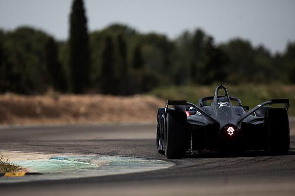 Formula E Motorsport.com hírek Galéria a Formula E-tesztről – olyan, mint egy scifi