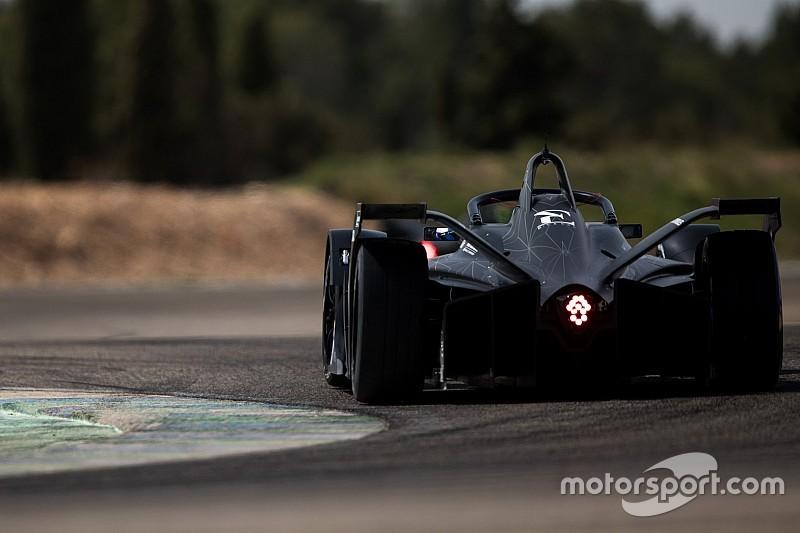 I test della Formula E si svolgeranno dal 16 al 19 ottobre