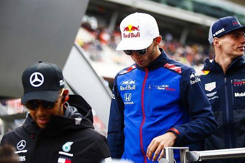 Gasly dice que Hamilton y Vettel lo respaldaron tras su incidente con Pérez