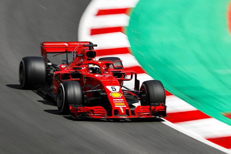 Заборонені дзеркала стали не єдиними оновленнями Ferrari в Іспанії
