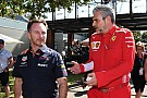 Formula 1 Caso Mekies: cresce la spaccatura fra Arrivabene e Horner