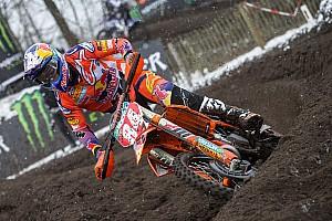 Motorrace: overig Dagverslag Herlings oppermachtig in Dutch Masters of Motocross in Oldebroek
