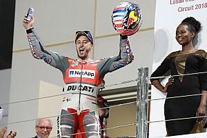 MotoGP Реакція Довіціозо: Ми підтвердили, що стали кращими