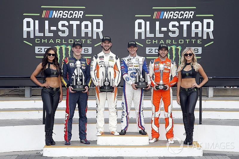 Bowman, Suárez, Allmendinger y Elliott avanzan a All-Star Race