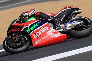 MotoGP Новость Aprilia подтвердила двухлетний контракт с Янноне