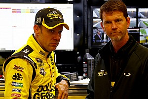 NASCAR Cup Breaking news Kenseth knocked out of contention while oblivious to NASCAR penalty
