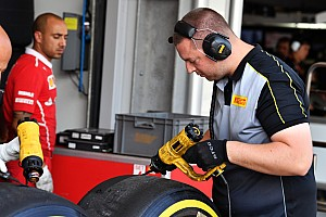 Формула 1 Новость В Pirelli объяснили консервативный выбор шин для Баку