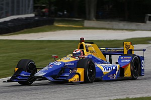 IndyCar Practice report Road America IndyCar: Rossi leads opening practice