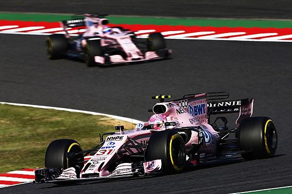 A Force India egyelőre rövid gyeplőn fogja tartani Ocont és Pérezt