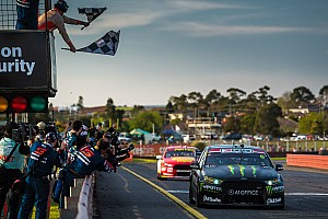 Supercars Résumé de course Waters et Stanaway s'imposent à Sandown