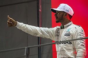 У Хемілтона немає бажання побити рекорд Шумахера у сім титулів