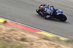 MotoGP Jelentés az időmérőről MotoGP: Viñales a pole-ban, Rossi törött lábbal is első sorból rajtolhat!
