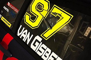 Supercars Breaking news Supercars champ van Gisbergen ditches #1 for #97