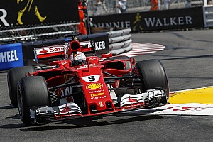 "Formula 1 Breaking news Vettel ""terlalu bernafsu"" saat lap terakhir di Q3"