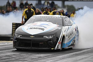NHRA Qualifying report C. Force, Kalitta, Gray and Hines secure No. 1 qualifiers at Carolina Nationals