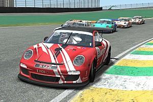 Videogames Special feature Live sim racing: SRVN Porsche Cup op de Red Bull Ring