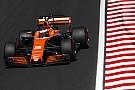 Vandoorne penaliza 35 posiciones por mejoras de Honda