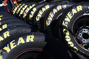 NASCAR Cup Breaking news Goodyear to offer two tire compounds in NASCAR All-Star Race