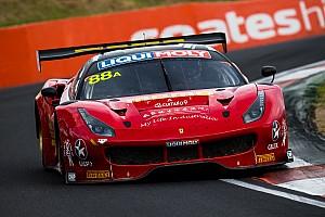 Гонки на выносливость Отчет о гонке Экипаж Ferrari выиграл «12 часов Батерста»