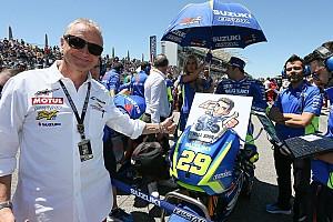 MotoGP Entrevista Schwantz recomienda a Suzuki que