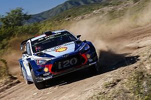 WRC Etappeverslag WRC Argentinië: Neuville verkleint gat na problemen Evans