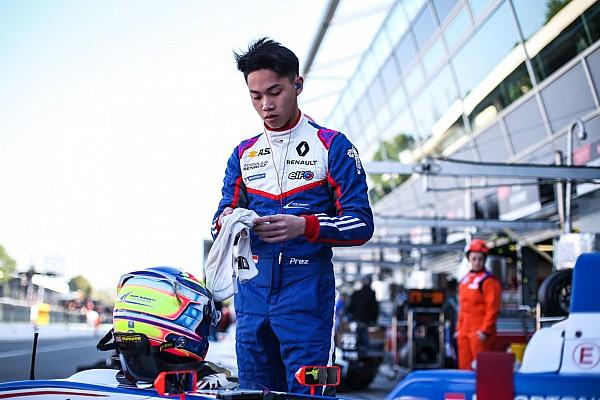 Formula Renault Special feature Kolom Presley: Bangkit dari bahan tertawaan