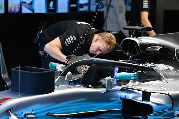 Формула 1 Новость «Дайте мне бензопилу». Вольф оказался не большим фанатом Halo