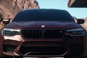 Sim racing BRÉKING Need for Speed Payback: itt az új trailer, és a 2017-es BMW M5