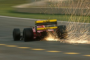 F1 Top List GALERÍA: chispas en las pistas