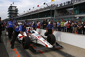 IndyCar Новость Бурдэ пропустит оставшуюся часть сезона IndyCar