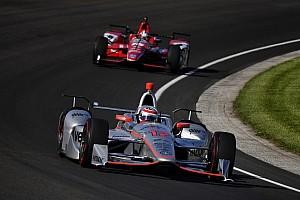 IndyCar Relato do treino livre Power domina segundo dia de treinos em Indy; Alonso é 24º
