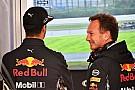 У Red Bull заявили про бажання продовжити контракт із Ріккардо