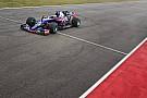 Formula 1 Sainz says lap count, not laptime the focus for Toro Rosso
