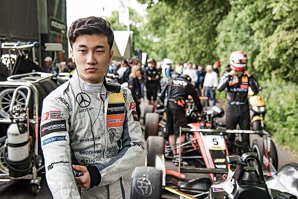 Makino mist EK F3 Spa en Zandvoort vanwege gebroken pols