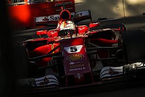 Bilan saison - Vettel a mis la pression avant de la subir