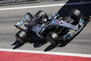 Mercedes supera a Ferrari y Alonso completa 72 vueltas