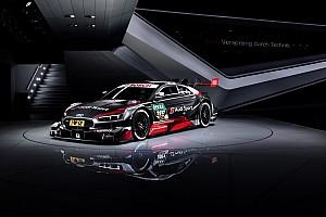 DTM 速報ニュース 【DTM】アウディ、今シーズンから使用する新世代マシンを発表
