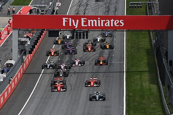 Формула 1 Важливі новини У Формулі 1 посилили покарання за фальстарт
