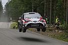 Finlandiya WRC: Cuma gününün lideri çaylak Lappi, Finli sürücüler ilk 3'te!