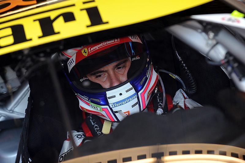 Molina, ante sus segundas 24 horas de Le Mans: