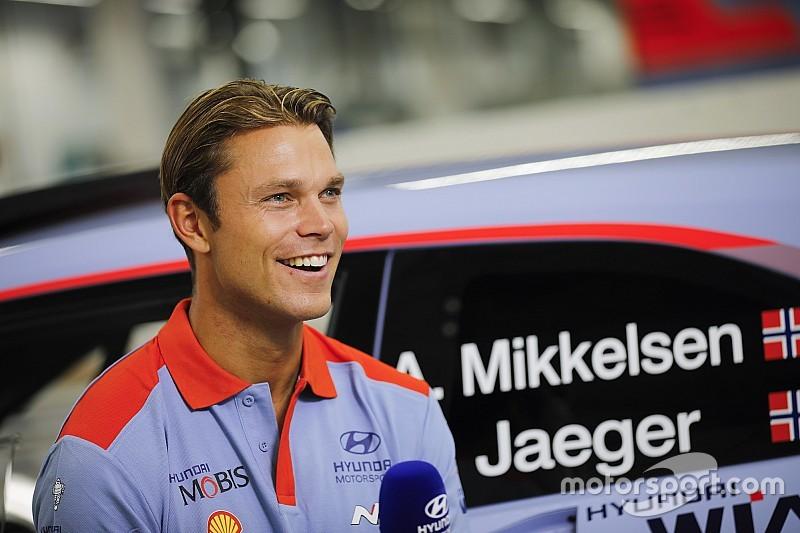 Hyundai: Mikkelsen ha testato la i20 R5 per portare avanti lo sviluppo