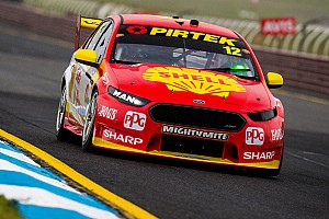 Supercars Practice report Sandown 500: Penske hits back in final practice